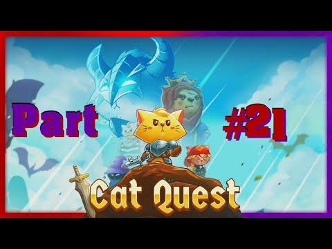 Cat Quest #21- Second Dragon  
