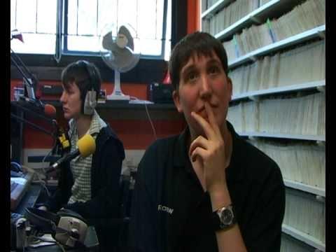 York St John Radio Station