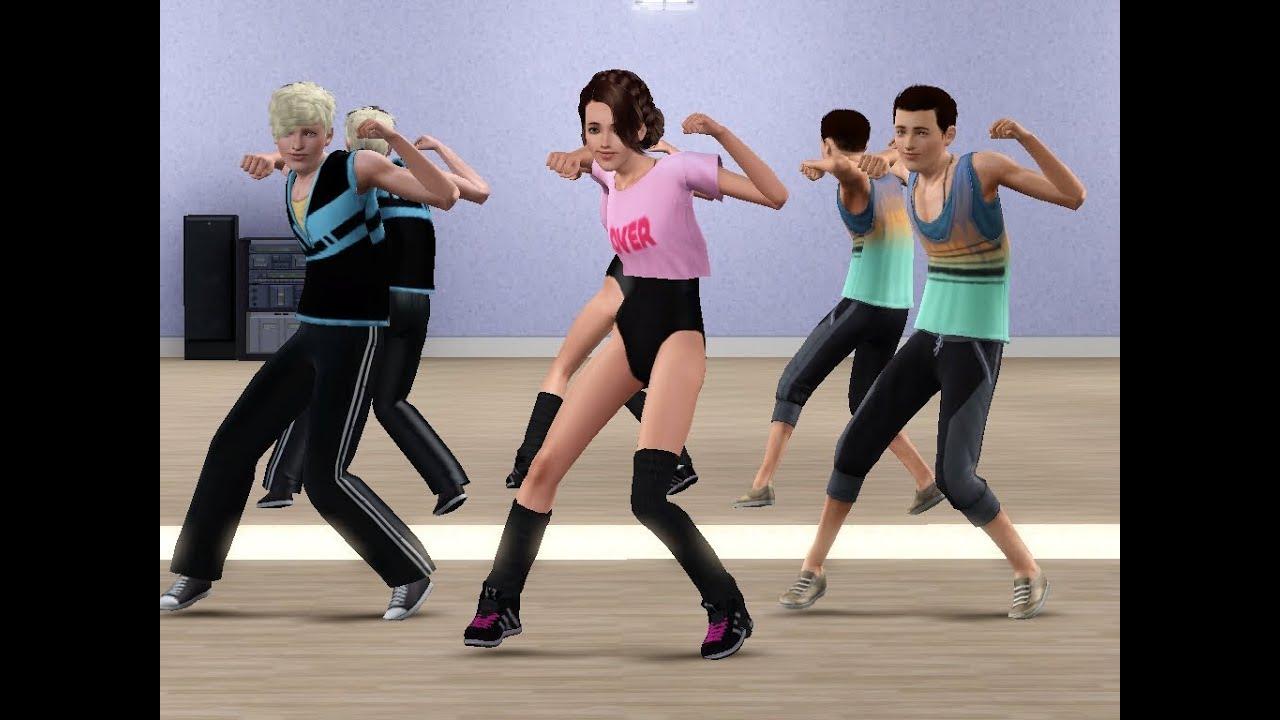 Hvordan man begynder at danse i sims 3