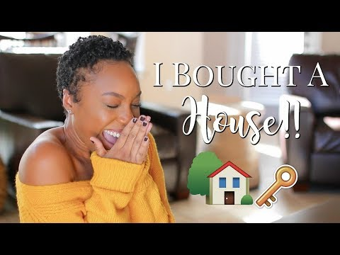 AHH... I BOUGHT MY FIRST HOME!!! 🏡🔑   LIFE UPDATE