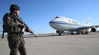 G20 Zirvesi'ne ev sahipliği yapan Antalya'da olağanüstü güvenlik önlemleri