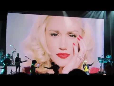 EIT Exclusive U Started It Gwen Stefani Orpheum 2-7-15