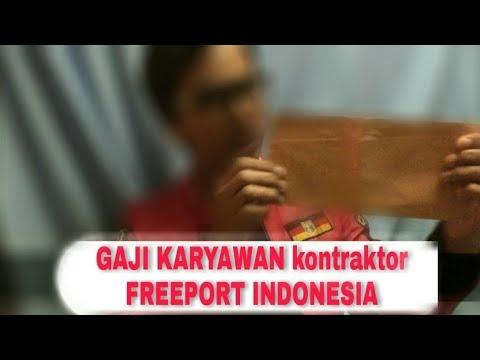 Gaji Karyawan Freeport Indonesia, Jobsite