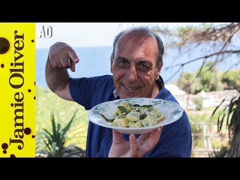 Cappellacci With Sage & Butter Sauce  | Gennaro Contaldo - AD