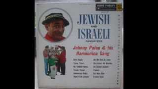 Johnny Puleo & His Harmonica Gang - Tzena, Tzena