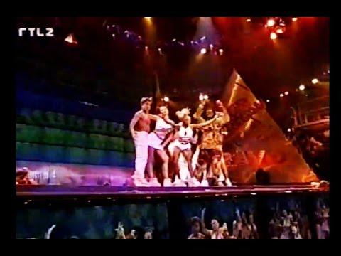 WES  Alane Bravo Super Show 1997