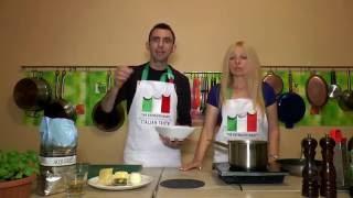Мастер-класс Ризотто с шафраном как правильно приготовить варить рис итальянская кухня бульон.