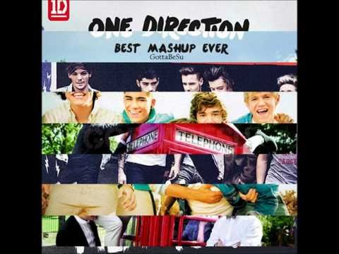 Best Mashup Ever [1D Mega Mash]