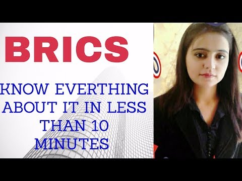 BRICS के बारे में सब कुछ जाने, मात्र 10 Min में | BRICS in Hindi