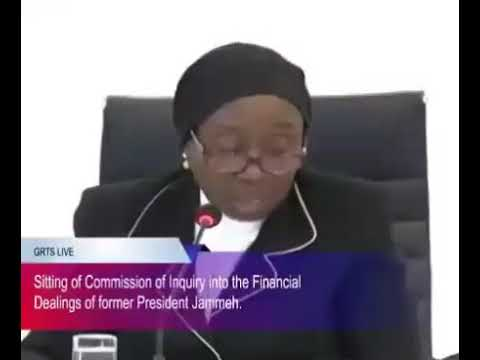 Full Coverage Of The 50TH Sitting Of The Gambia Commission Of Enquiry