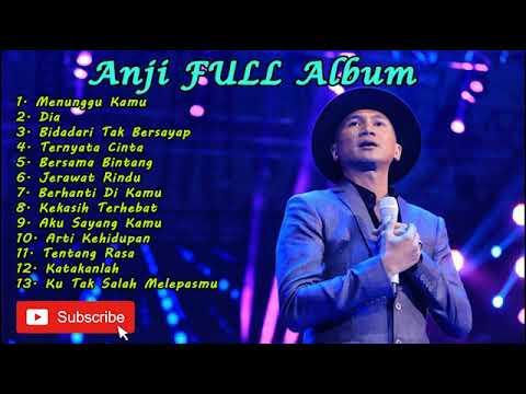 Anji FULL Album | Menunggu Kamu
