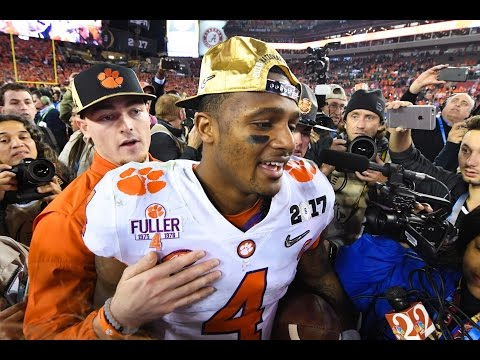 [Sport] Should the New York Jets draft Deshaun Watson?