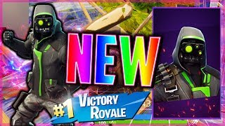 NEW Archetype Skin in Fortnite: Battle Royale! (8/4/2018)