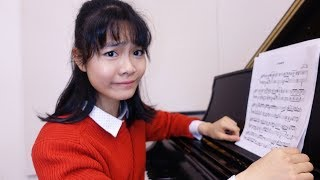 How do I sound sight-reading a piece of Chinese music I've never pl...