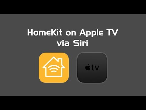 How To: Control HomeKit Devices with Siri on Apple TV (tvOS 10)