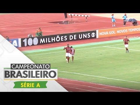Melhores Momentos - Atlético-GO 2 x 0 Sport - Campeonato Brasileiro (12/11/2017)