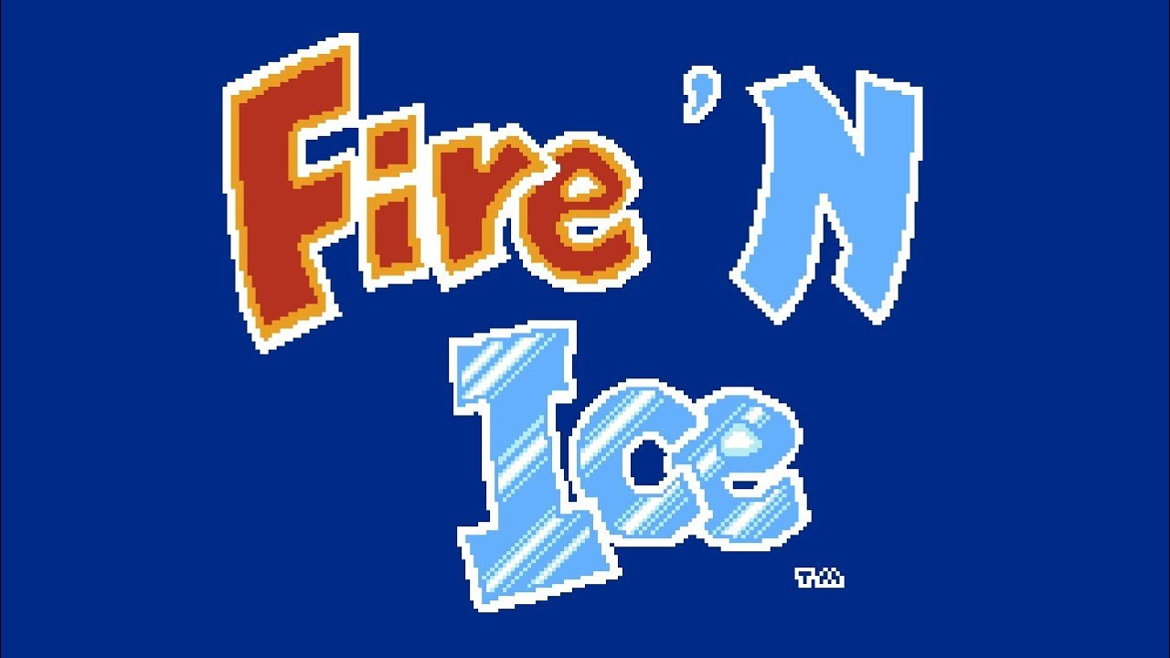 fire 39 n 39 ice nes gameplay youtube. Black Bedroom Furniture Sets. Home Design Ideas