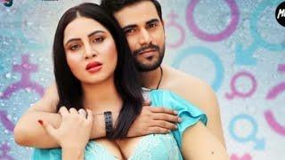 Akshy Mishra Arshi Khan,New WebSerise funny Scene Mary aur Marlow. Thumb