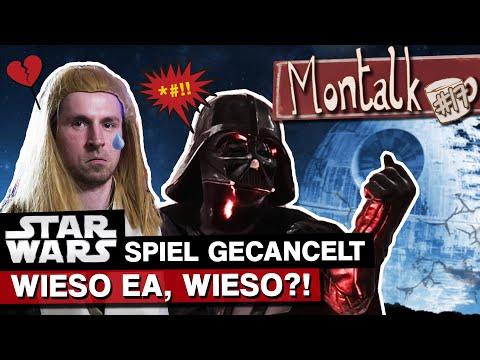 Star Wars: EA cancelt Open World-Spiel | Montalk #17