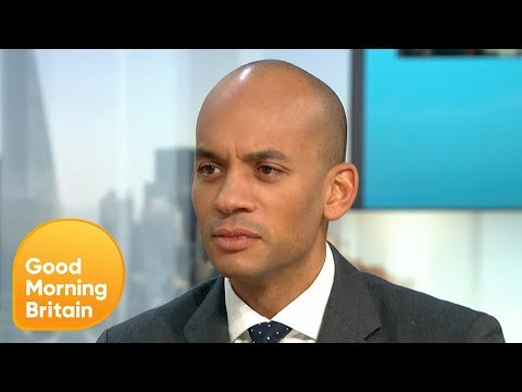 Chuka Umunna Brands Jeremy Corbyn as a Marxist   Good Morning Britain