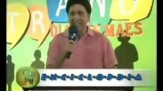 Pânico na TV Soletrando do Dia das Mães -09/05/2010