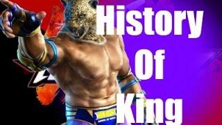 History Of King Tekken 7