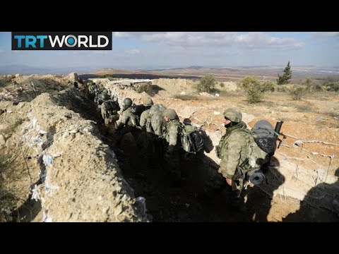 Turkey's Border Mission: Turkish military and FSA advance in Afrin