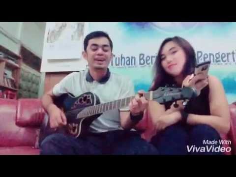 Cover lagu Saat Bahagia by Ungu Ft Andien