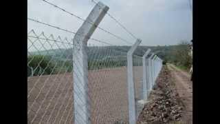 Tel örgü Ankara 0542 740 8440 Bahçe tel örgüsü Tel örgü Panel çit Bahçe çiti