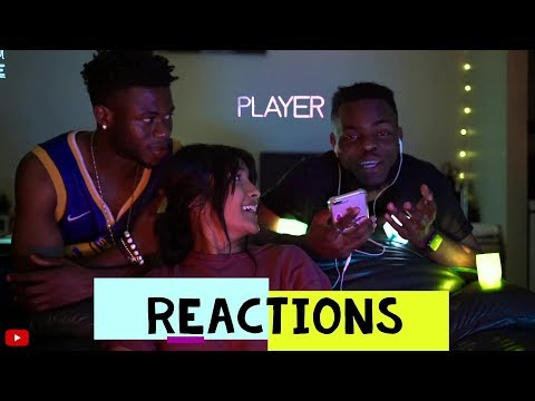 Rotimi - Love Riddim (official video) | * REACTION *