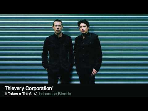 Thievery Corporation Lebanese Blonde Artwork
