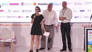 DLD Tel Aviv 2018 Digital Conference - Day 2 Pick a Startup winners