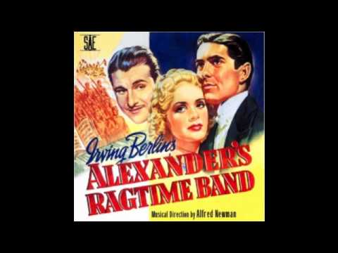 Now It Can Be Told from Alexanders Ragtime Band  Alice Faye