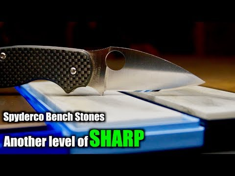 Spyderco Bench Stones | Are These Sharpening Stones The Ultimate Set?