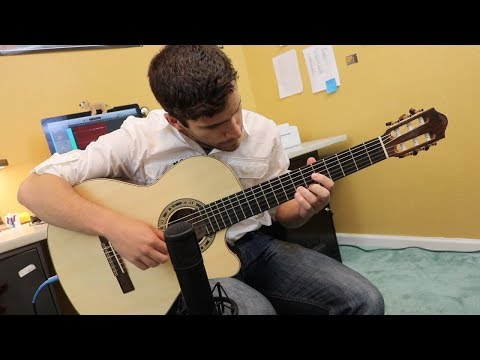 MICHAEL BOLTON: How Am I Supposed To Live Without You - cover (Classical Guitar)