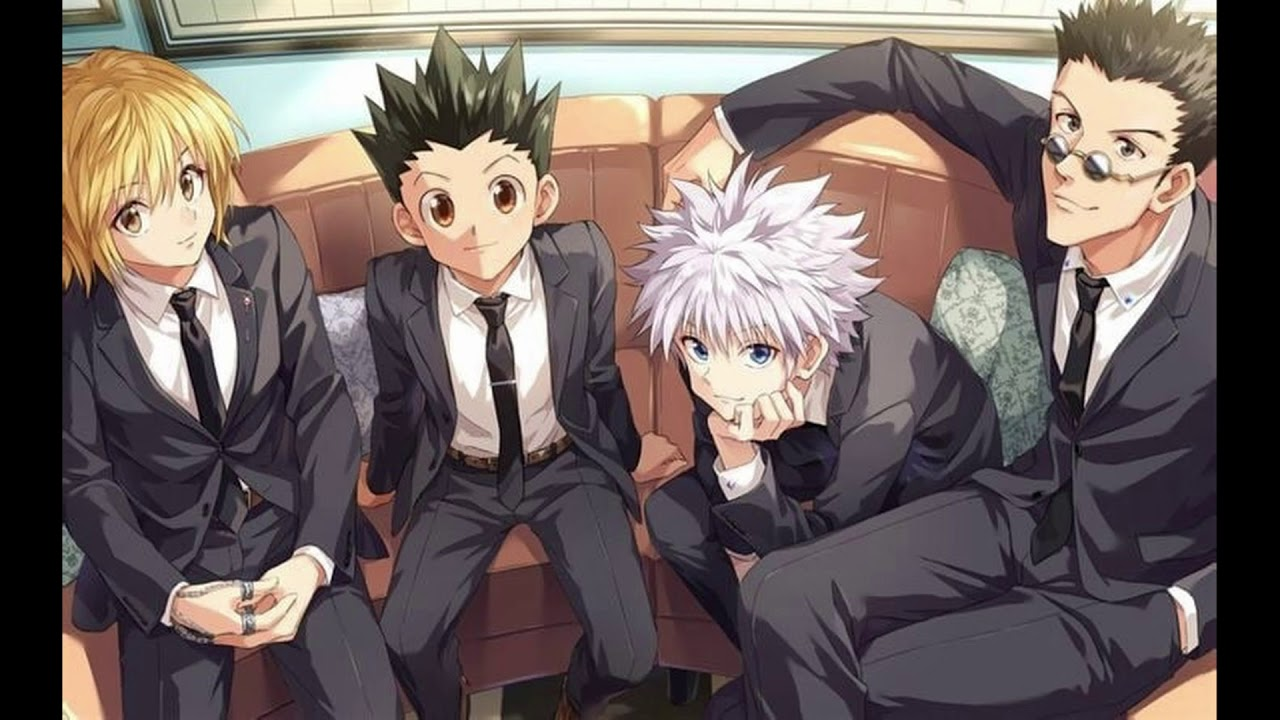 Hunter X Hunter 2011 Departure Piano And Sax Ver By The Music Well