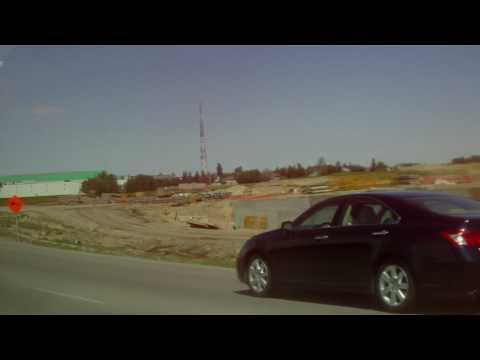 (129) Entering St. Albert City, we came from Alberta's capital - Edmonton City - June 27, 2010