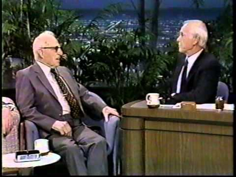 Toulon, Illinois Farmer on The Tonight Show with Johnny Carson. August 1987.
