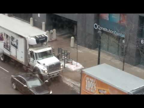 road rage January 20, 2017 Ottawa Ontario