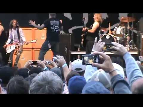 "Down (w/Rex Brown""Pantera"") ""Stone The Crow"" @ ""Rock On The Range 2014"""