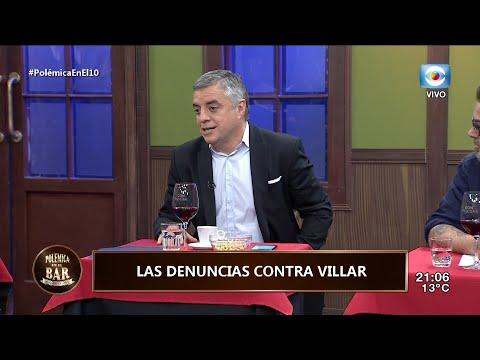 Álvaro Villar y Eduardo Regueira