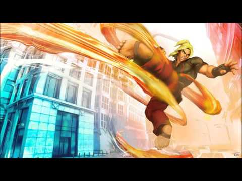 Street Fighter 5 - Ken's Theme (SFV OST) - YouTube