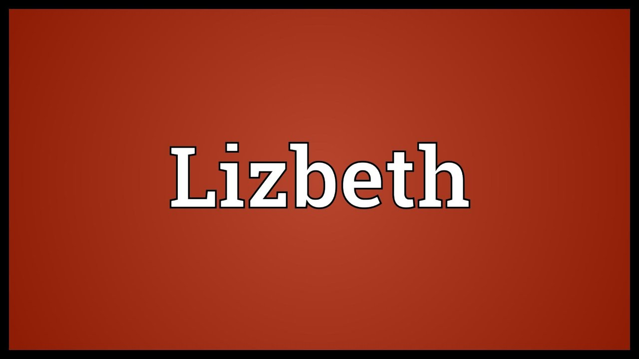 elizabeth name meaning urban dictionary