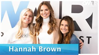 Hannah Brown on 'DWTS,' Dating in LA, Not Wanting to Be an 'Influencer' | On Air With Ryan Seacrest