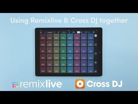 cross dj pro free download ios