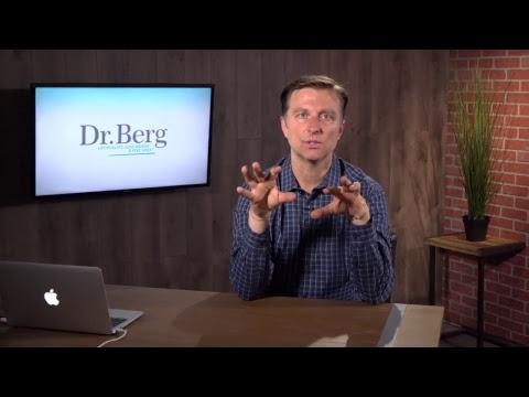 Dr. Eric Berg DC Live Show Q & A (6-7-2017)