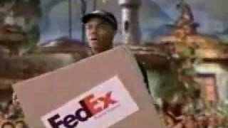 A FedEx commercial In OZ thumbnail
