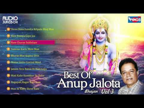 Anup Jalota Bhajan, Vol. 3 | Best Of Anup Jalota Songs | Bhakti Songs