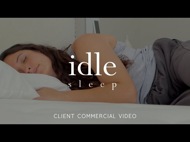 Idle Hybrid White and Gray Mattress Commercial Video - Made by Envy Creative