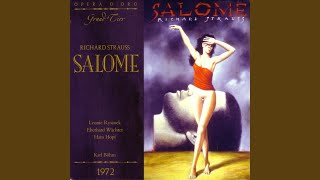 Play Salome Wo Ist Salome Wo Ist Die Prinzessin - Herod, Herodias, First Soldier, Salome, Jokanaan, Jews, First & Second Nazarenes